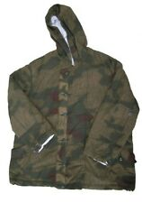 Reproduction WW2 German Tan and Water pattern winter jackets size XL