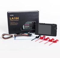 New Mini Digital Pocket Size LA104 Logic Analyzer 4 Channel 100Mhz 8M USB Memory