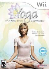Yoga WII New Nintendo Wii