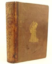 Rare, 1842 Select Poems of Mrs. L.H. (Lydia Huntley) Sigourney