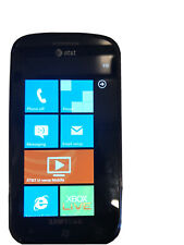Samsung Focus SGH-I917 - 8GB - Black (AT&T)  Windows Phone