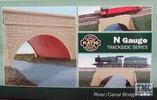 253 Ratio River/Canal Bridge N Gauge Plastic Kit