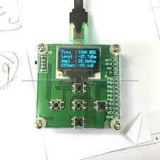 1-8000Mhz OLED RF Power Meter 55~-5 dBm 1nW~2W Power Set RF Attenuation Value