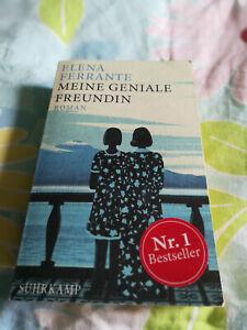 Meine geniale Freundin von Elena Ferrante (2018, Taschenbuch)