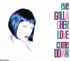 EVE GALLAGHER - Love come down 7TR CDM 1995 / HOUSE