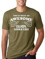 Grandfather T-shirt Grandpa Papa Pop-Pop Tee Shirt gift for Grandpa Birthday Tee