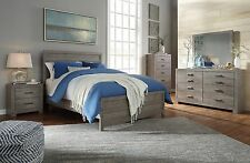 Ashley Culverbach Queen 6 Piece Bed Set w/ USB Chargers Furniture B070