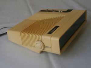 Radio reveil ancien vintage - Marque Hermes - annees 70's