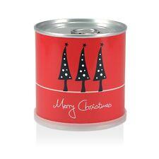 Weihnachtsbaum in der Dose - Merry Christmas Rot von MacFlowers