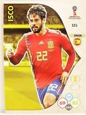 Panini Adrenalyn XL WM 2018 - #125 Isco - Spanien