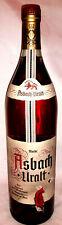 Vintage Asbach Uralt Alter Weinbrand 100cl  38%vol Abfüllung von 1988