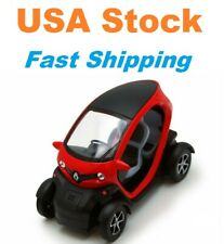 Renault Twizy, Diecast Model Toy Car, Kinsfun, 5'', 4 colors, 1:18 Scale