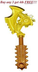 ☀️NEW! Lego Weapon NINJAGO TECHNO BLADE Ninja Trans Yellow Jay