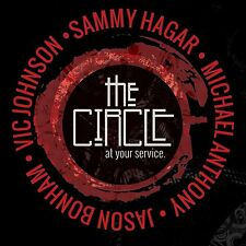 SAMMY HAGAR & THE CIRCLE CD - AT YOUR SERVICE [2 DISCS](2015) - NEW UNOPENED
