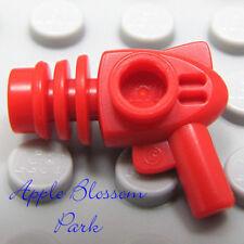 NEW Lego Red ALIEN SPACE LASER PISTOL Ray Gun Blaster Weapon - Sponge Bob 3815