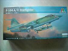 ITALERI 1/32 F-104A/C STARFIGHTER