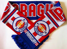 PARAGUAY Football Scarves NEW from Superior Acrylic Yarns