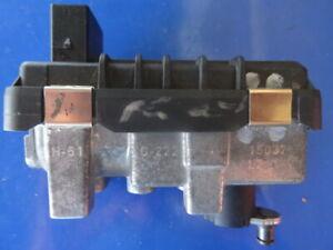 Ladedrucksteller NEU G-222 G-155 für FORD 1.8TDCi 115PS 742110-7 1359104