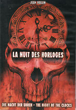Night of the Clocks (La nuit des horloges) - DVD - Jean Rollin -