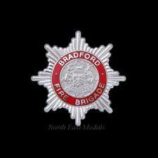 Bradford Fire Brigade Cap Badge