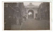 Menin Gate - Ypres Real Photo Postcard c1940s