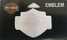 Harley Davidson Xs Kids Girl Bar & Shield Patch Emblem Motorcycle Vest EM302071Y