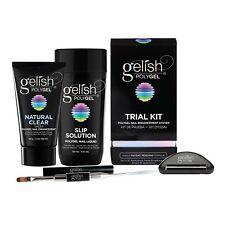Gelish PolyGel Professional Nail Technician Gel Polish All-in-One Trial Kit