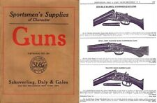 Schoverling, Daly & Gales 1923 Catalog