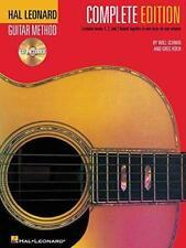 Hal Leonard Guitar Method 1,2 &3 Complete Version: method 3 by Koch, Greg, Schmi