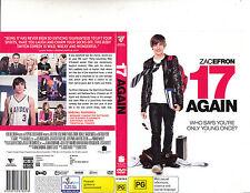 17 Again-2009-Zac Efron-Movie-DVD