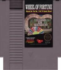 Wheel Of Fortune - NES Nintendo Game