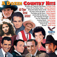 Various Artists - Dozen Country Hits / Various [New CD]