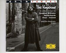 CD BRYN TERFELthe vagabondDGG EX+ 1995 (B3850)