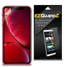 4X EZguardz New Screen Protector Cover HD 4X For Apple iPhone XR