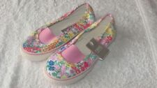 Summer Canvas Upper Shoes for Girls NEXT
