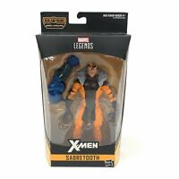 Build-A-Figure Marvel Legends Series X-Men Sabretooth