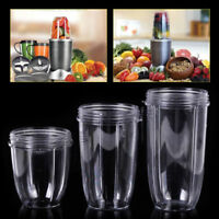 3Pc 18/24/32 OZ Cup Replacement For All NutriBullet Juicer Model 900W Spare Set