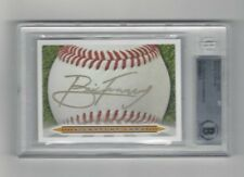 BRICE TURANG Signature Card AUTO BAS Beckett Authentic Signed Autographed