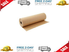 New listing 30'' x 1800'' Brown Paper Roll Shipping Wrapping Butcher Dunnage And Parce New