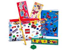 LEGO • Astuccio Pencil Case Back to School con Adesivi RARO NUOVO NEW SIGILLATO