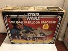Star Wars Vintage Kenner 1977 1978 Millennium Falcon Vehicle Spaceship Box ANH