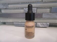 PERRICONE MD NO FOUNDATION FOUNDATION SERUM 0.3 OZ W/ DROPPER SEE DETAILS PLEASE