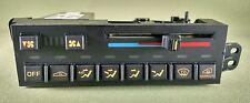 AC/Heater Climate Control Assembly Unit,C4 Corvette Conv,1992-93,C60,New