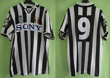 Maillot Juventus Sony 1996 Kappa #9 vintage shirt juve calcio Jersey - XL