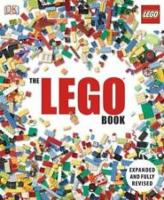 The LEGO Book by Daniel Lipkowitz (2012, Hardcover, Revised)