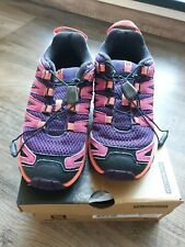 Salomon XA Pro 3D J Cosmic Purple Kinder Schuhe *Top Zustand * Gr.35