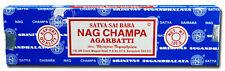 Satya Sai Baba NAG CHAMPA Agarbatti Incense Sticks 100g free Shipping