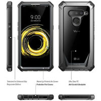 LG V50 ThinQ / V40 ThinQ Case Poetic [Guardian] Built-in-Screen Protector Cover