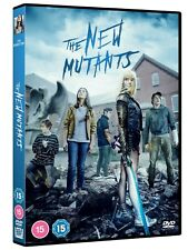 The New Mutants [DVD] RELEASED 04/01/2021