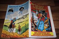 Giraud / Charlier -- LEUTNANT BLUEBERRY // Zack Box  # 4 / MANN mit SILBERSTERN
